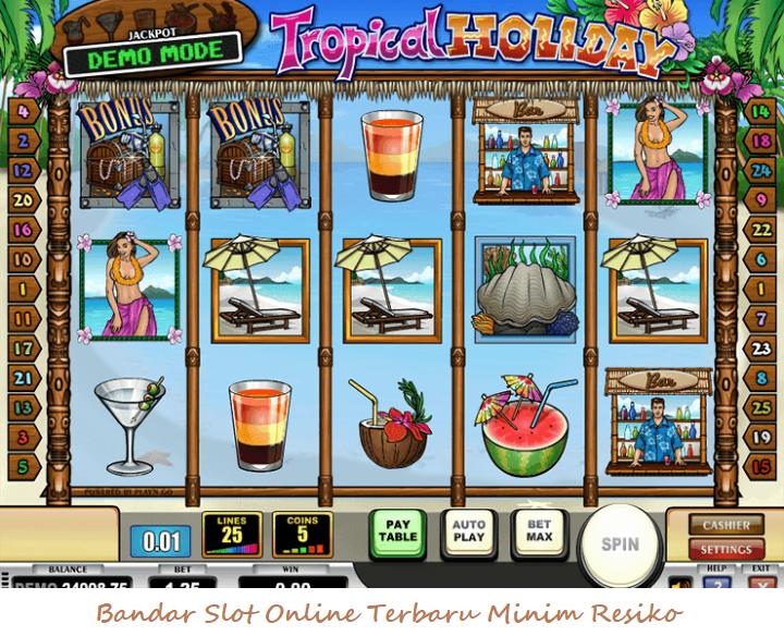 Bandar Slot Online Terbaru Minim Resiko